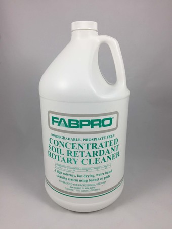 Soil Retardant Rotary Cleaner Concentrate